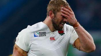 SOC la Mondialul de Rugby! Anglia a fost ELIMINATA inca din grupe dupa 13-33 cu Australia