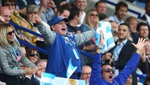 """FOTO & VIDEO   Argentina e aproape de sferturile Cupei Mondiale, """"Butoiasul Atomic"""" Maradona a declansat nebunia in vestiar. Ce s-a intamplat dupa 45-16 cu Tonga"""