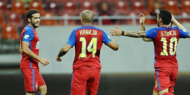 Kharja e bun, dar ascensiunea Stelei nu se datoreaza doar lui  Cele 2 MOTIVE pentru care Steaua a ajuns pe 2 in clasament