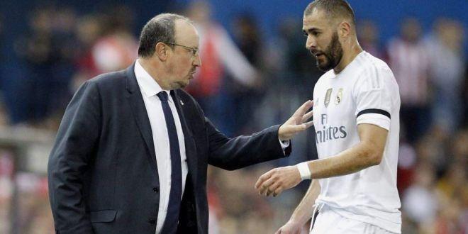Primul galactic care CEDEZA! Benzema a criticat jocul defensiv al lui Benitez:  Intrebati-l de ce nu joc mai mult