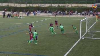 FABULOS! Clipul care face inconjurul lumii! Urmasii lui Messi de la Barcelona au reusit un gol extraterestru