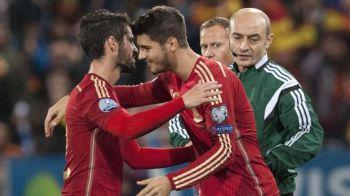 Revolutionar! Cum vor arata tricourile de rezerva ale nationalei Spaniei la Euro 2016