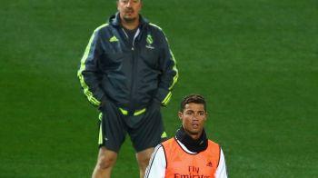 """Vestiarul Realului, bomba cu ceas! Dezvaluirea facuta de spanioli: """"Ronaldo si Benitez s-au certat, nu isi mai vorbesc!"""""""