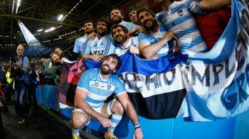 Argentina revine dupa 8 ani in SEMIFINALELE MONDIALULUI de rugby, dupa 43-20 cu Irlanda