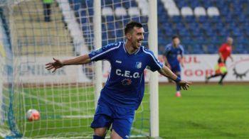 Un mijlocas, lider in topul golgheterilor Ligii I, dupa ce anul trecut fundasul Mitrea a fost aproape de acest titlu. Steaua are abia al cincilea marcator, Dinamo pe al saselea