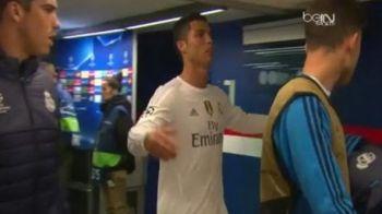 """Why always me?"" | Cristiano Ronaldo s-a suparat dupa ce UEFA l-a chemat la inca un control antidoping, dupa meciul cu PSG"