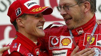 """Cel mai bun prieten al lui Schumacher rupe tacerea! Ce se intampla cu fostul pilot in aceste momente: """"Corinna ma suna des"""""""