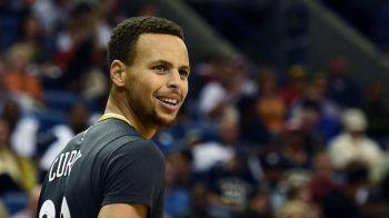 NBA-ul lui Curry! Starul lui Warriors a adus aminte de Jordan cu o performanta incredibila. Ce a facut in victoria cu Pelicans