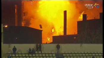 Un barbat a murit in timpul noptii. Este incredibil ce a provocat explozia uriasa de la fabrica de paine din Brasov