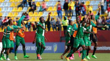 5 titluri mondiale! Nigeria e la un pas de o performanta ISTORICA! Cine joaca finala pustilor geniali