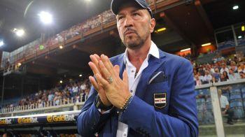 Zenga, pe faras la Sampdoria dupainfrangerea cu Fiorentina lui Tatarusanu! Gazzetta dello Sport a anuntat cine ii ia locul