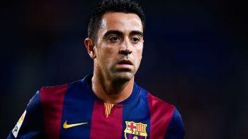 """Noul Xavi, gasit chiar de...Xavi. Fostul mijlocas al Barcelonei le recomanda catalanilor un mijlocas bijuterie: """"E fantastic si stie Tiki Taka"""""""