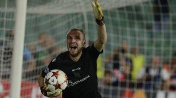 Le si apara, le si transforma! Moti a inscris din penalty pentru Ludogorets si a adus victoria echipei sale: VIDEO