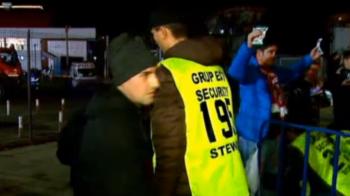 Securitatea pe stadioanele din Romania e o GLUMA! Cu ce obiecte au intrat spectatorii la Dinamo - Steaua in Stefan cel Mare