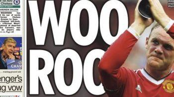Destinatie surpriza pentru Wayne Rooney! The Sun anunta ca starul lui Manchester United ar putea ajunge in China