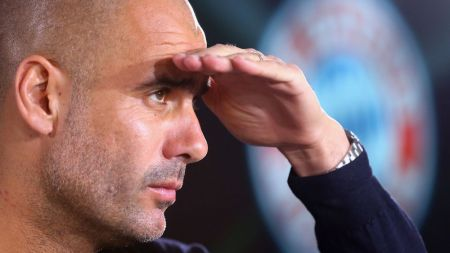Inventia care poate REVOLUTIONA fotbalul! Noua schema pe care Guardiola a adus-o la Bayern aseara in Champions League