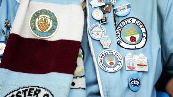 Cum va arata noua emblema a lui City! Fanii sunt de acord cu a 4-a schimbare din istoria clubului