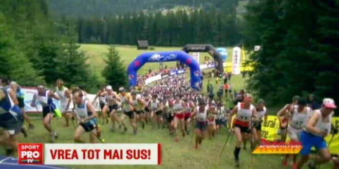 Povestea imigrantului roman care a ajuns pe locul 2 mondial! Ionut Zinca alearga pe munti la peste 4000 de metri altitudine VIDEO