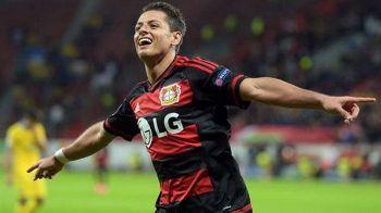 "Don't cry for me, Man United! In plina criza de atacanti, Van Gaal primeste o veste ""neplacuta"" din Germania: Hernandez, jucatorul lunii in Bundesliga"