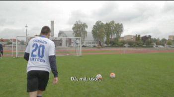 Numar de iluzionism in Liga I! Un jucator a facut mingea sa DISPARA la vinclu. Cum a fost posibil