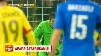 ZID in jurul lui Tatarusanu! Jucatorii nationalei cred ca portarul de la Fiorentina a fost adevaratul numar 1 in 2015