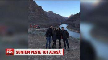 VIDEO | Gica Hagi, Nadia si mai multi stelisti si-au petrecut Anul Nou in America, Nastase a celebrat la Florenta