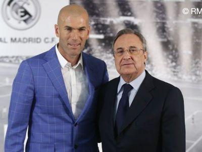 Numirea lui Zidane poate aduce transferul de 180 de milioane in fotbal! Afacerea MONSTRUOASA care se poate face in 2016