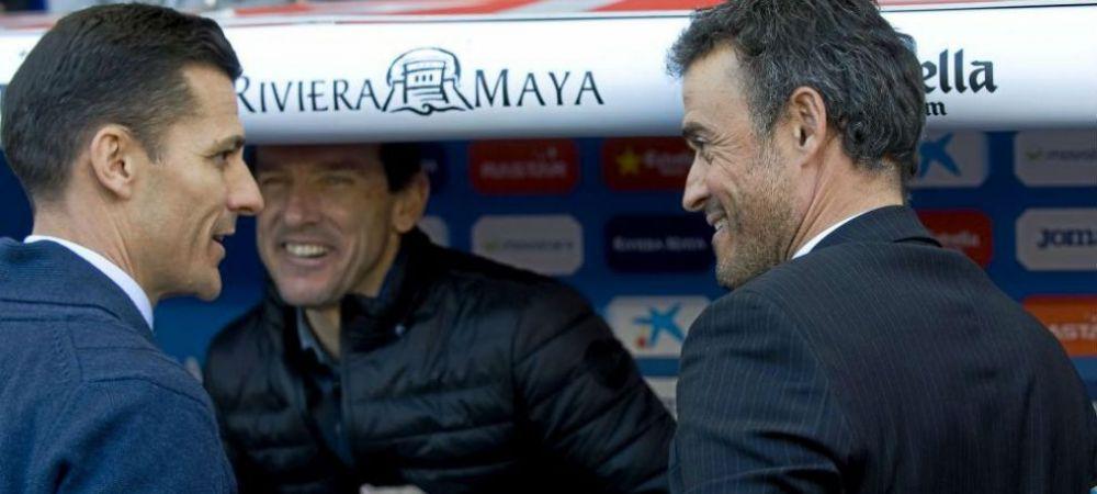 """Marca scrie despre CAT DE BINE ARATA GALCA si Luis Enrique. :) """"Sunt mai bine pregatiti decat jucatorii lor!"""""""