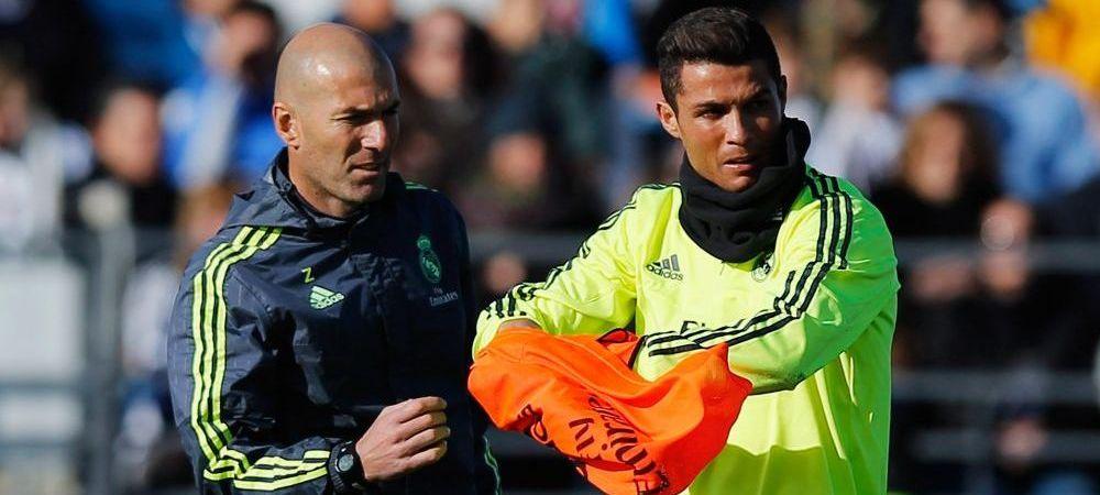 """""""Cristiano sa inteleaga! Nu e el antrenorul!"""" Mesajul primit de portughez de la un fost antrenor al Realului GALACTIC"""
