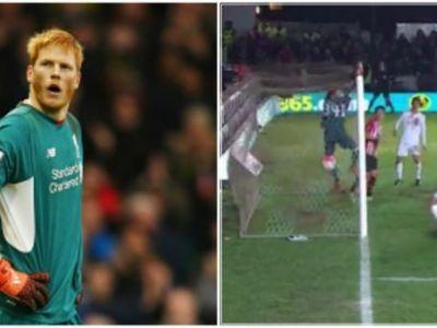 Liverpool a luat GOLUL ANULUI de la o echipa din liga a 4-a! Cum a primit gol direct din corner