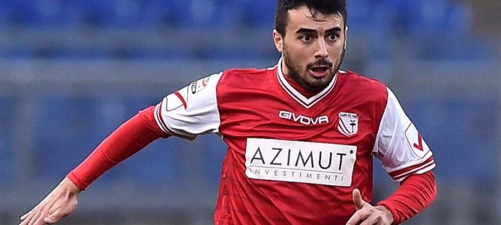 In 2009 era in Liga a PATRA, astazi a intrat in ISTORIA ITALIEI cu un gol care il transforma intr-un jucator unic! Performanta incredibila reusita de un fotbalist anonim
