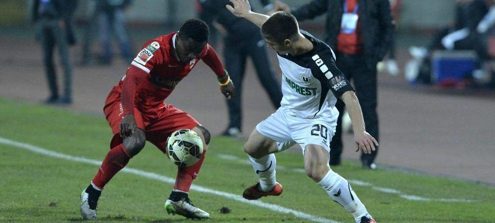 Achizitie SURPRIZA din Liga a 2-a pentru Steaua? Ce spune jucatorul despre transferul in echipa lui Reghe