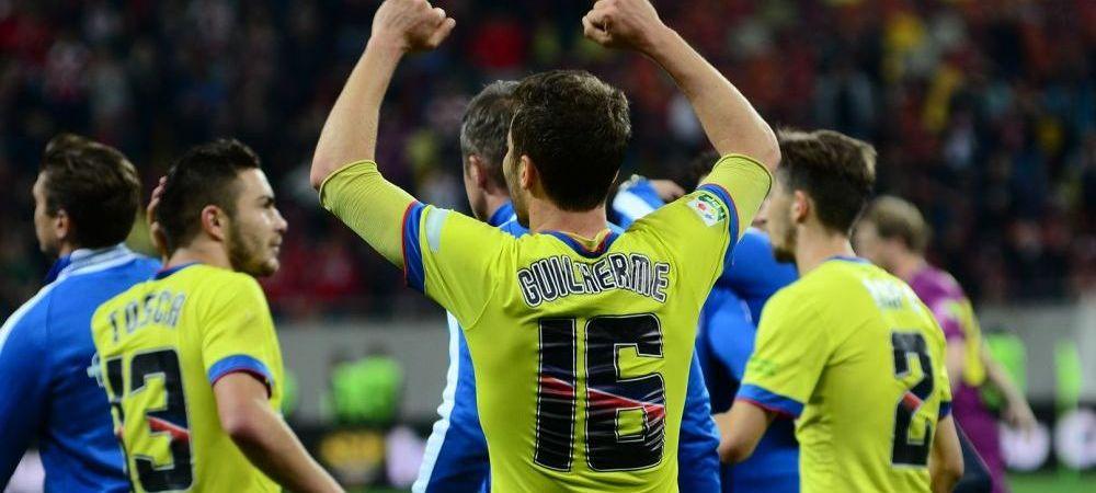 """Guilherme, asaltat de oferte! Anamaria Prodan: """"Am mai avut 4 echipe pentru el!"""" Unde va juca dupa despartirea de Steaua"""