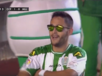 Florin Andone a lovit din nou: al 9-lea gol in campionat, Cordoba e pe loc de promovare! Modul haios in care romanul s-a bucurat la gol VIDEO