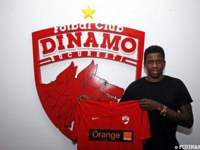 Dinamo a transferat un mijlocas cu meciuri in La Liga: colegul lui Florin Andone de la Cordoba a semnat astazi