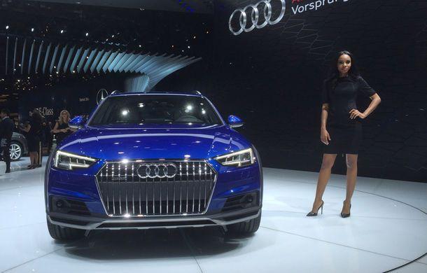 Surpriza de proportii de la Audi! Ce model nou au lansat nemtii tocmai in America! Afla aici toate noutatile de la Detroit 2016!