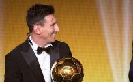 Numele URIASE din fotbal care l-au exclus pe Messi de pe lista voturilor pentru Balonul de Aur! Cum au votat