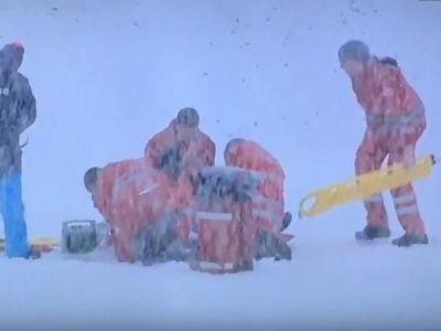 Drama in lumea sportului: fost campion mondial la sarituri cu schiurile, in stare critica dupa o cazatura grava