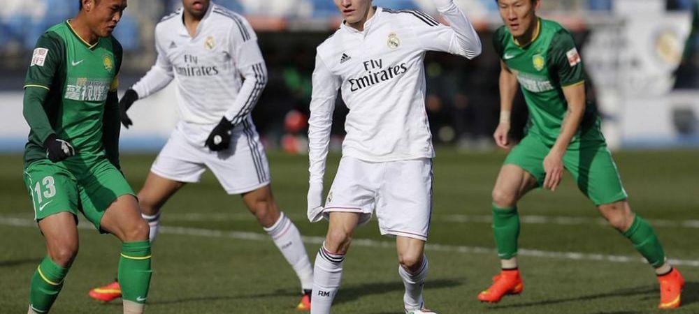 Oferta complet neasteptata pentru Odegaard! Anuntul final al lui Real Madrid dupa ce a primit interdictie la transferuri