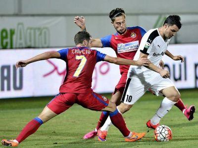 Steaua negociaza transferurile lui Enache si Budescu! UPDATE: Budescu s-a inteles cu o echipa din Qatar