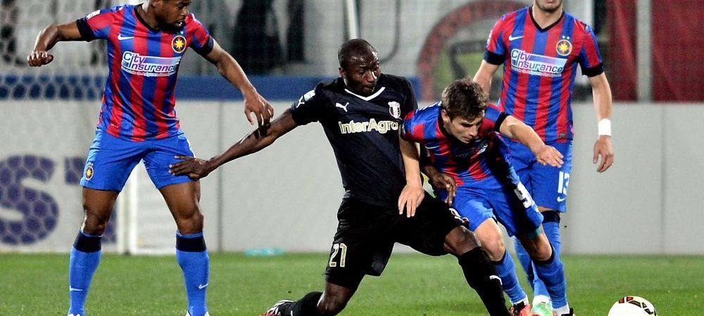 """Primii doi """"sacrificati"""" dupa venirile lui Marica si Bawab? Steaua a primit oferta de imprumut pentru doi tineri fotbalisti: """"Aici vor juca meci de meci"""""""