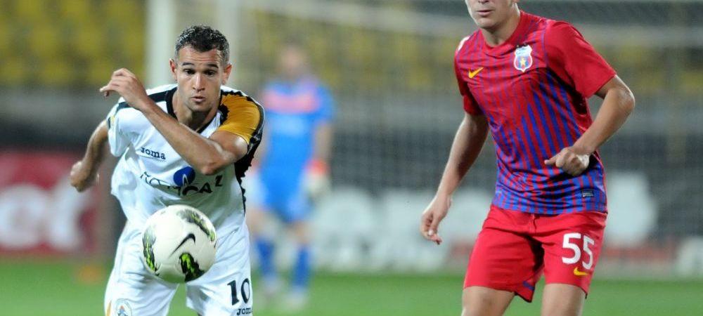 """Prima reactie a Craiovei dupa ce Becali a anuntat transferul lui Bawab. Oltenii au preferat sa-i rezilieze contractul: """"Am fost multumiti si noi, si el"""""""