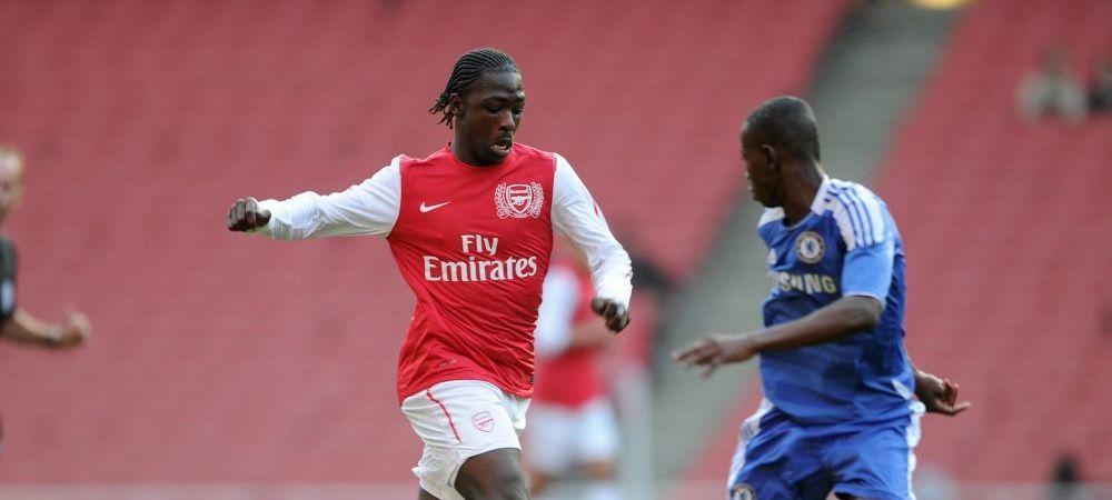 Fost tunar, acum voluntar | FC Voluntari a transferat un fotbalist englez, crescut de Arsenal, dar care a jucat in ligile inferioare