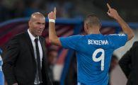 "Meci uluitor pe Bernabeu! Tripleta BBC a inscris in 5 minute, Real a ""reusit"" sa piarda a doua repriza dupa 5-0 la pauza. Real Madrid 5-1 Gijon"
