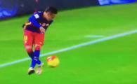 Preluare Neymar Style! Modul ireal in care brazilianul a putut sa controleze mingea dupa o centrare VIDEO