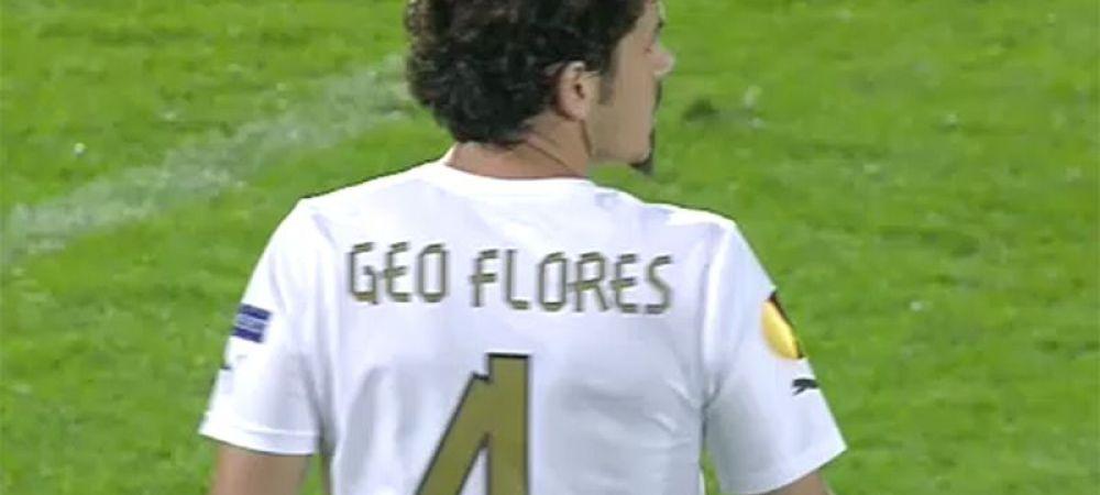 Geo Flores nu mai revine in Liga I! Cu ce echipa a semnat fostul mijlocas al nationalei