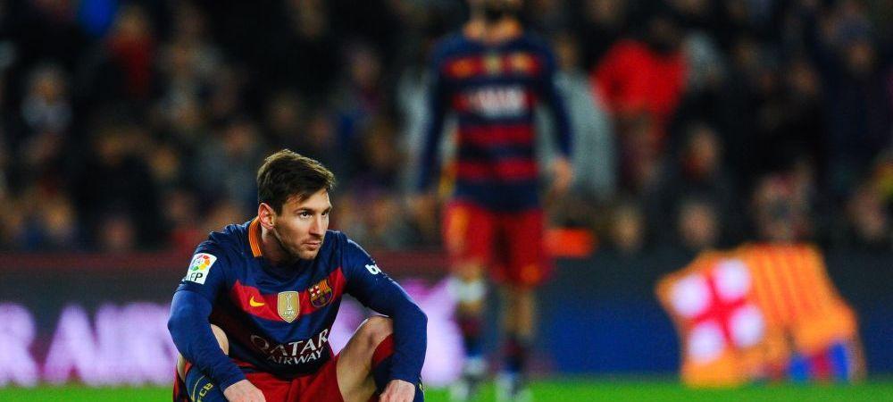 """Oamenii care cred asta despre mine trebuie sa realizeze in ce conditii oribile am jucat!"" Dezvaluirea incredibila despre Messi"