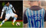 GESTUL URIAS facut de Messi! Ce a facut cand a vazut poza cu acest copil