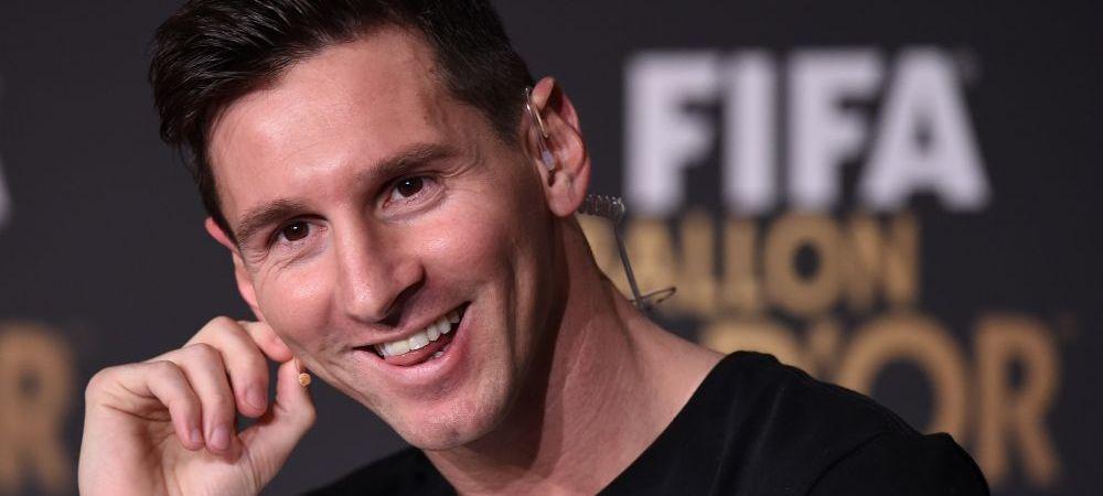 """Messi si-a desemnat succesorul la Balonul de Aur: """"El il va castiga! Are TOT ce-i trebuie!"""""""