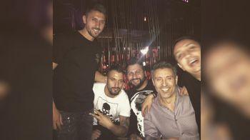 FOTO: Marica si Timo Gebhart au petrecut azi noapte in club! Problemele la care Steaua trebuie sa fie atenta cu viitorul transfer